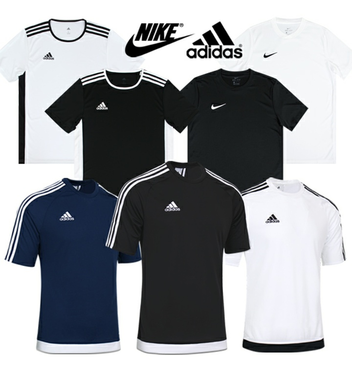 184fc41c353 나이키 아디다스 기능성 트레이닝 반팔 티셔츠 운동복