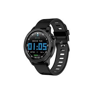PrettyLittle L8 Smart Watch 1.2 터치 스크린 IP68 방수 피트 해외구매대행 상품