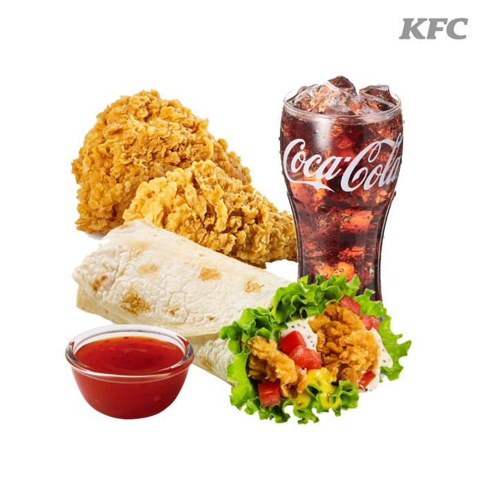 [KFC] 대표메뉴세트 최대 50% 할인