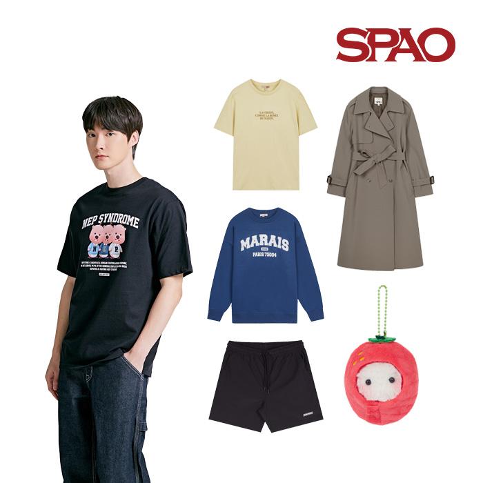 [라스트썸머] 10%쿠폰 스파오 본사직영 F/W 원피스/셔츠/패딩/팬츠 408종