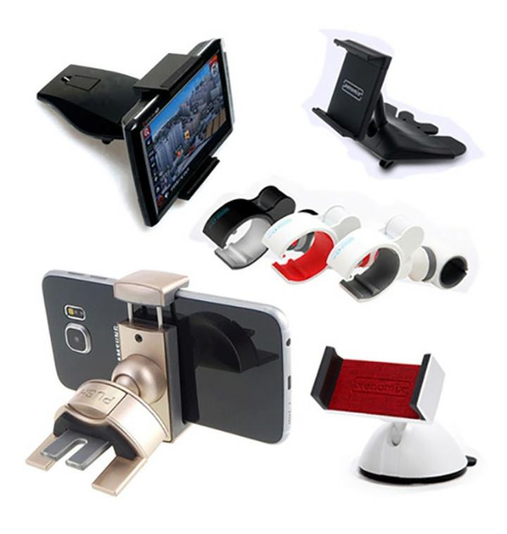 카닉스 차량용/다용도 스마트폰거치대 테블릿거치대 모음전
