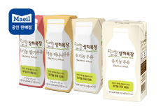 [상하목장]유기농우유 4종 쟁여두자!